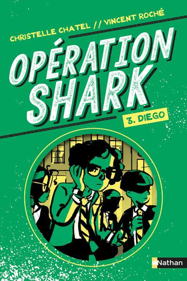 OPERATION SHARK T.3  -  DIEGO