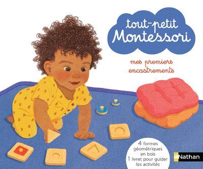 TOUT-PETIT MONTESSORI  -  MES PREMIERS ENCASTREMENTS ROUBIEU, D.  CLE INTERNAT