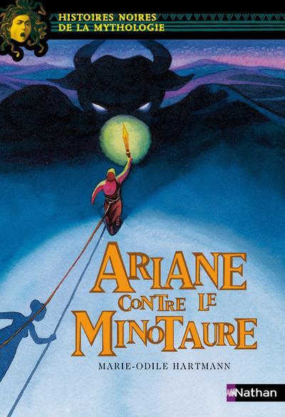 ARIANE CONTRE LE MINOTAURE - VOLUME 05 HARTMANN MARIE-ODILE NATHAN