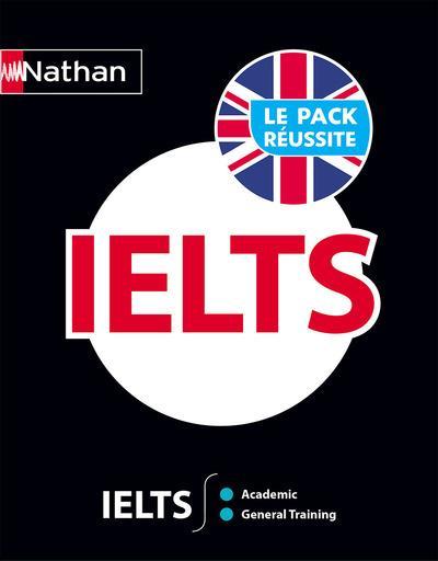 LE PACK REUSSITE IELTS - LIVRE + LIVRET + 1 CD AUDIO MP3 (VOIE EXPRESS) - 2017