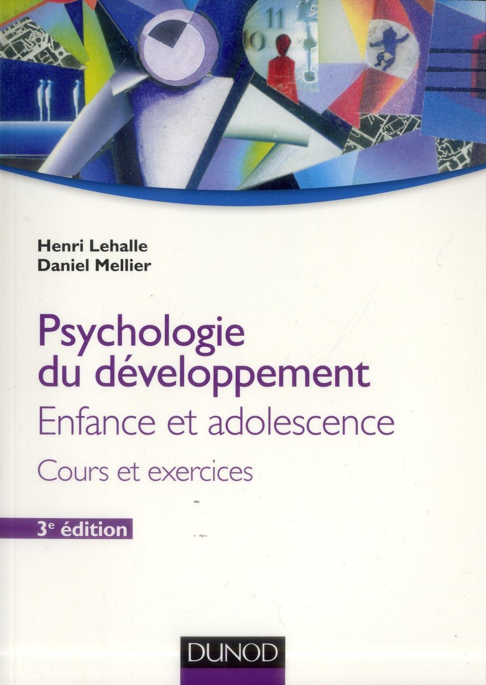 PSYCHOLOGIE DU DEVELOPPEMENT -