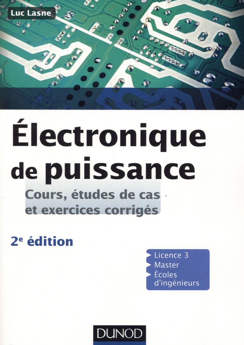 ELECTRONIQUE DE PUISSANCE - 2E