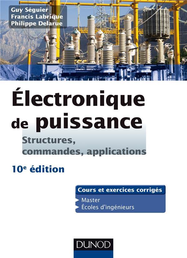 ELECTRONIQUE DE PUISSANCE - 10
