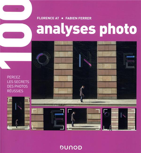 100 ANALYSES D'IMAGES  -  PERCEZ LES SECRETS DES PHOTOS REUSSIES