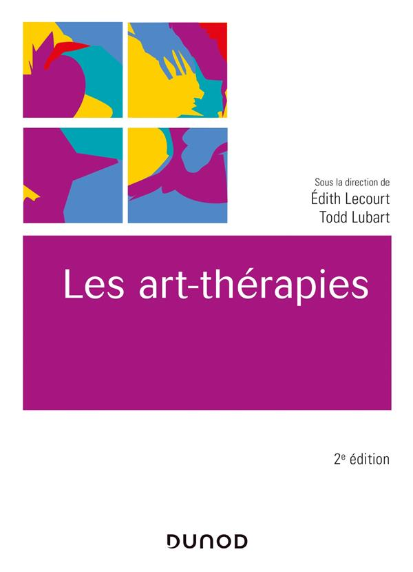 LES ART-THERAPIES (2E EDITION)