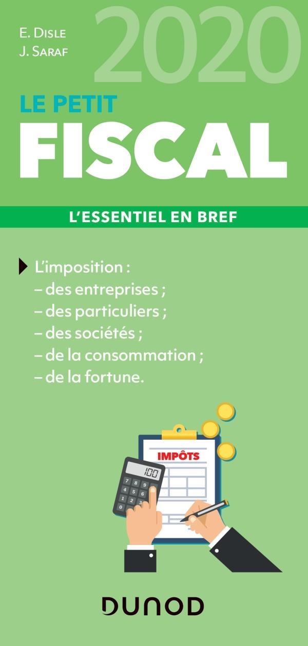 LE PETIT FISCAL 2020 - L-ESSENTIEL EN BREF