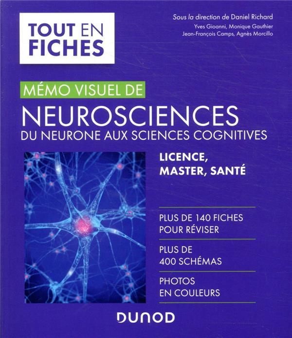 MEMO VISUEL DE NEUROSCIENCES -