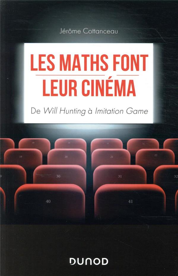 LES MATHS FONT LEUR CINEMA  -  DE WILL HUNTING A IMITATION GAME