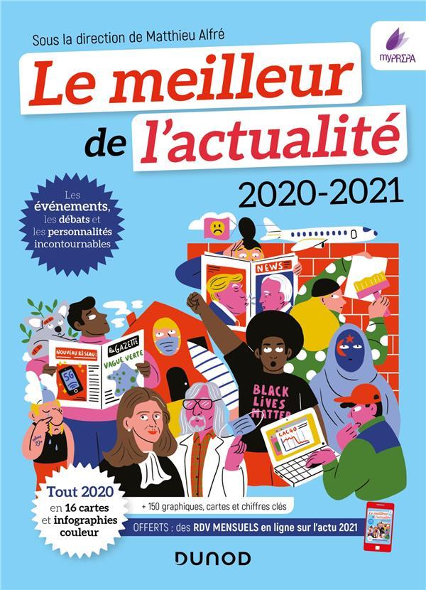 LE MEILLEUR DE L'ACTUALITE (EDITION 20202021)