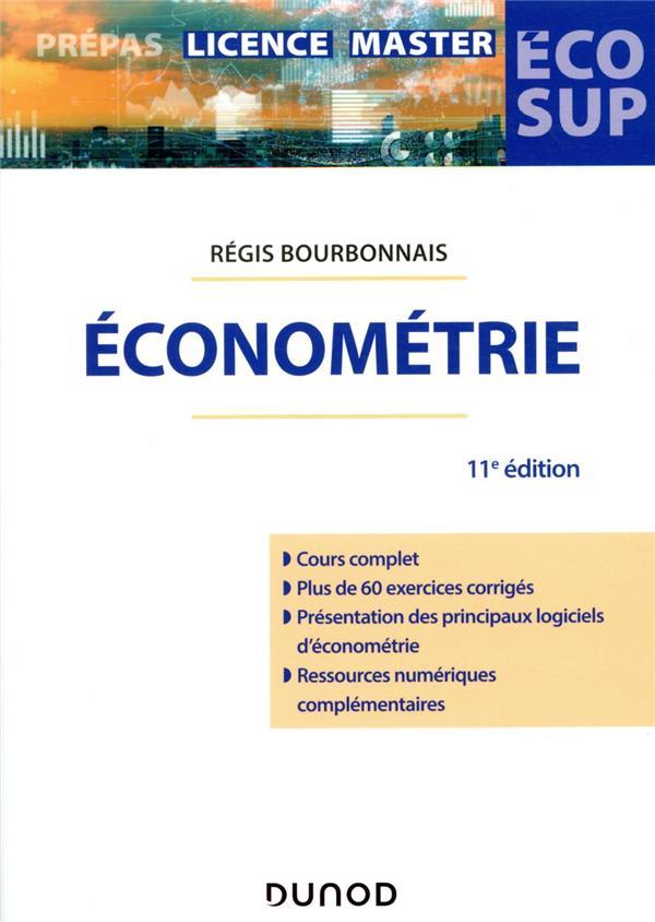 ECONOMETRIE (11E EDITION)