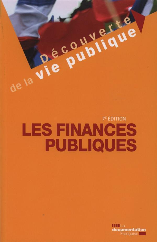 LES FINANCES PUBLIQUES  7ED  D