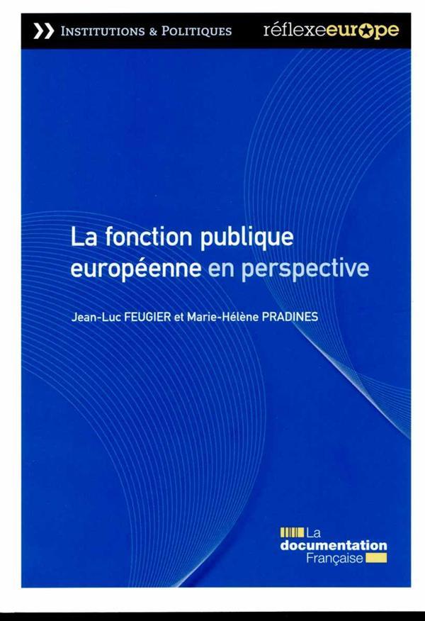 LA FONCTION PUBLIQUE EUROPEENN