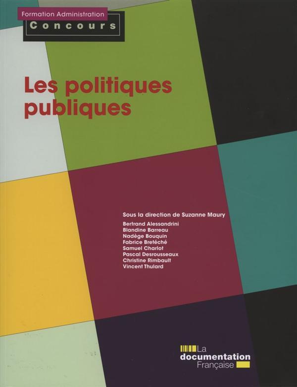 LES POLITIQUES PUBLIQUES   CAT