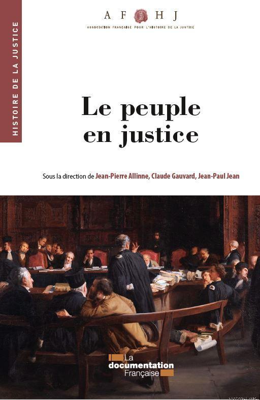 Le peuple en justice