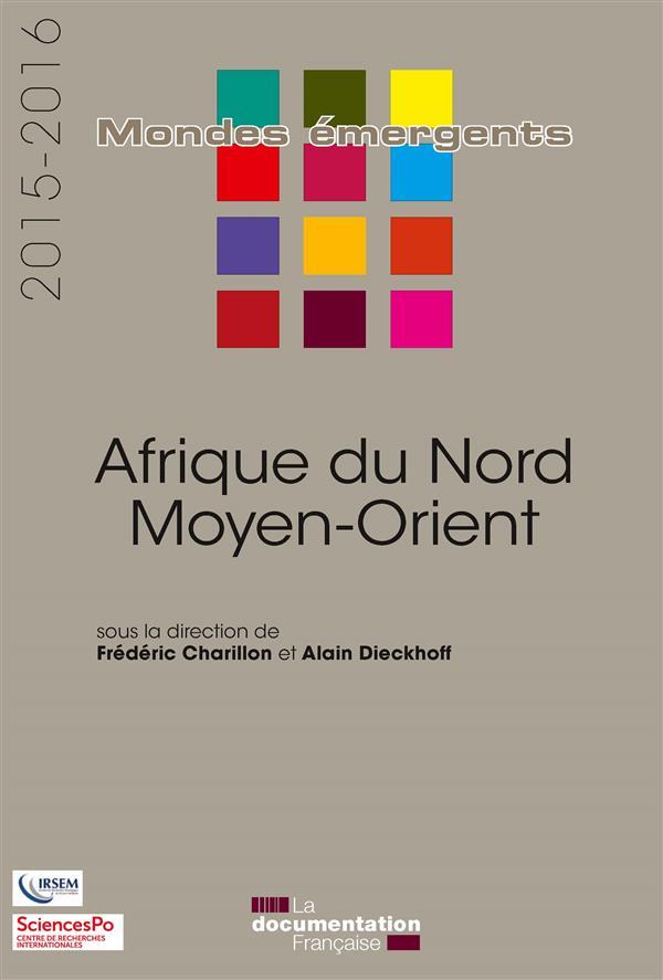 AFRIQUE DU NORD-MOYEN-ORIENT 2015-2016