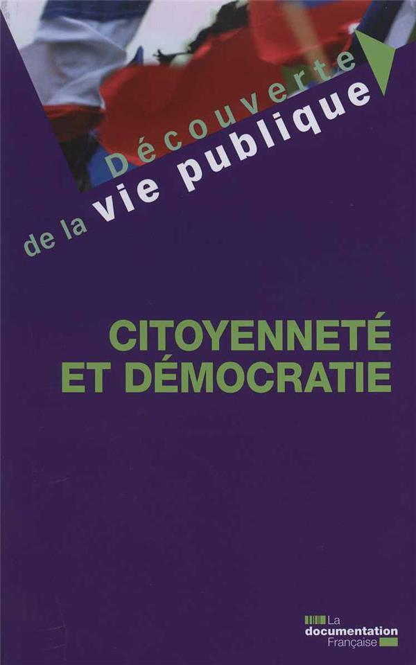CITOYENNETE ET DEMOCRATIE