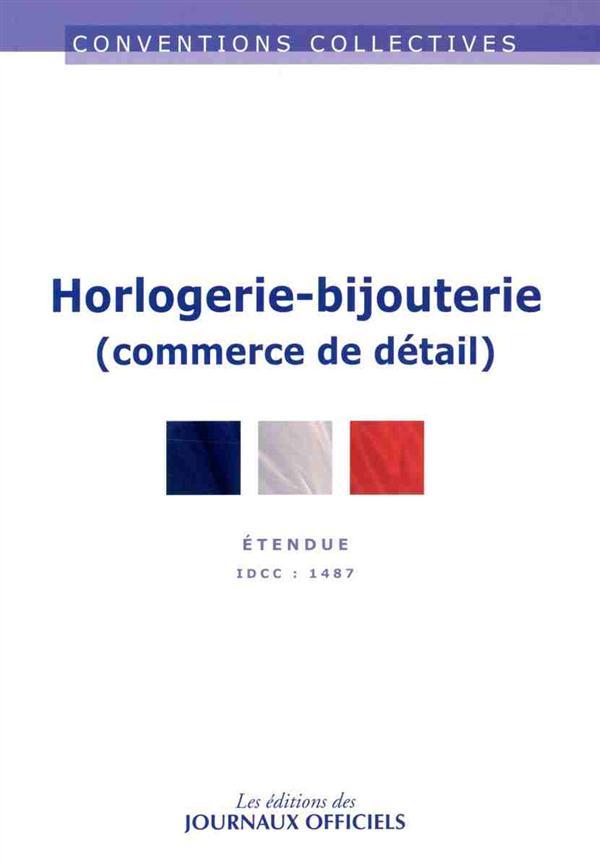 Horlogerie-bijouterie (commerce de détail)
