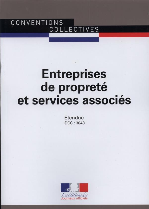 ENTREPRISES DE PROPRETE ET SERVICES ASSOCIES CCN 3173
