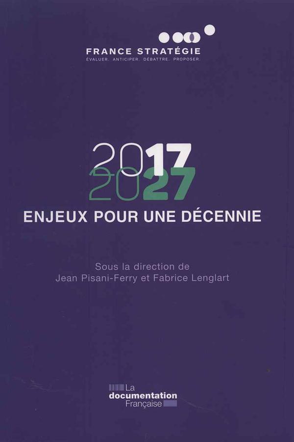 2017 2027 ENJEUX POUR UNE DECENIE