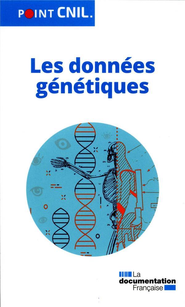 LES DONNEES GENETIQUES