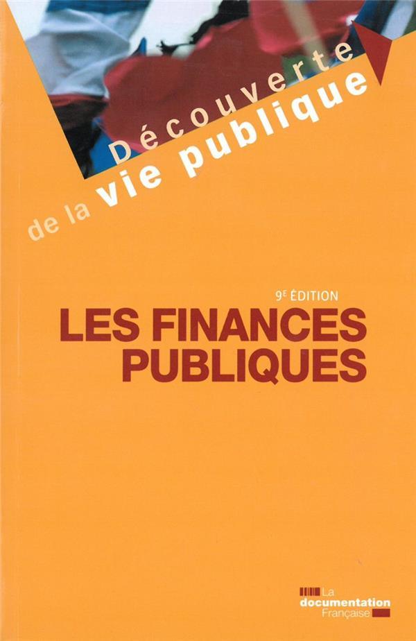 LES FINANCES PUBLIQUES (9E EDITION)