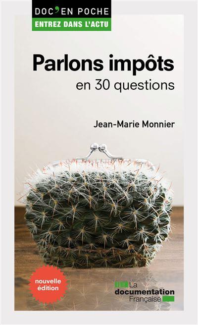 PARLONS IMPOTS EN 30 QUESTIONS