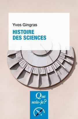 HISTOIRE DES SCIENCES  PUF