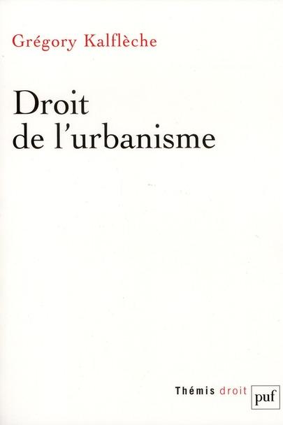 IAD   DROIT DE L'URBANISME