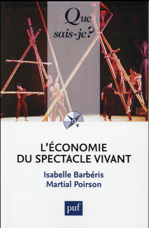 L'ECONOMIE DU SPECTACLE VIVANT (2E EDITION)