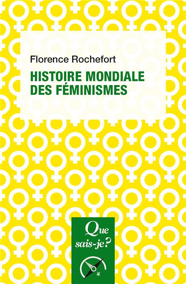 HISTOIRE MONDIALE DES FEMINISMES