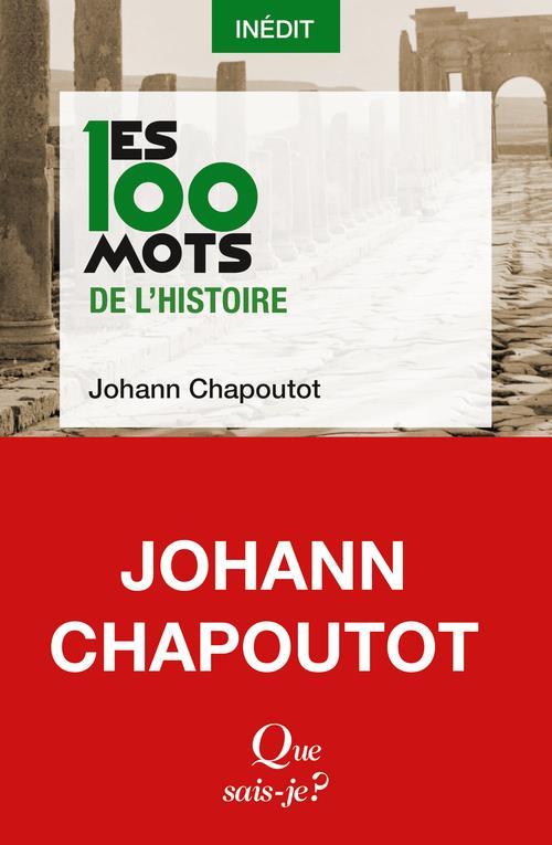 LES 100 MOTS DE L-HISTOIRE