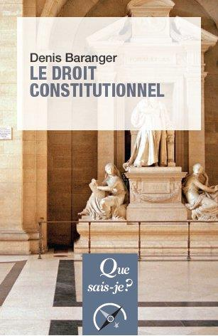 DROIT CONSTITUTIONNEL (7ED) QSJ3634 (LE)