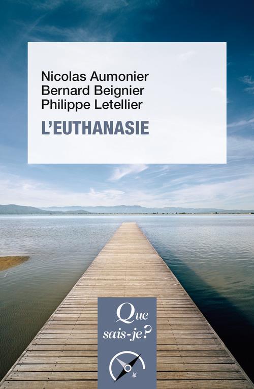 L'EUTHANASIE (ED8) QSJ 3595