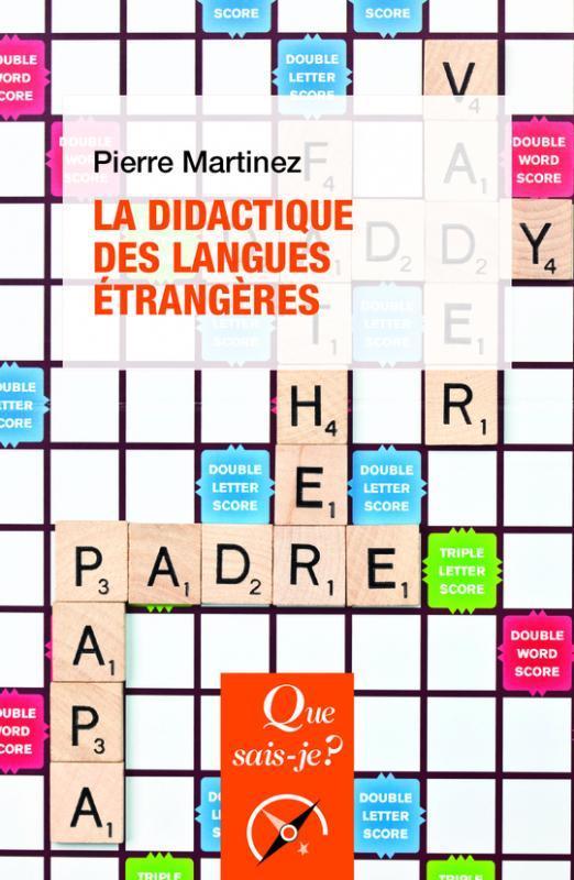 LA DIDACTIQUE DES LANGUES ETRANGERES