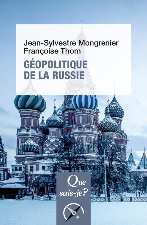 GEOPOLITIQUE DE LA RUSSIE-2EME ED  PUF