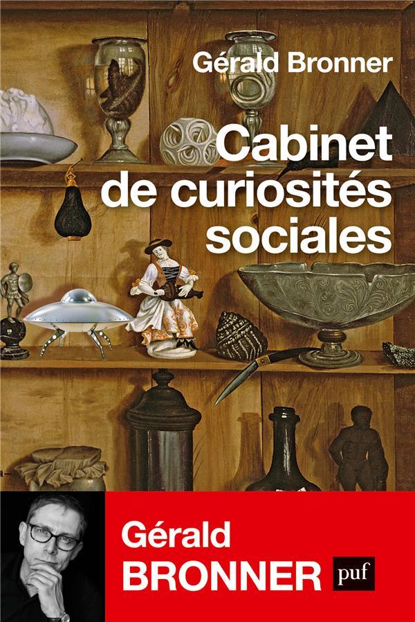 CABINET DE CURIOSITES SOCIALES BRONNER GERALD PUF
