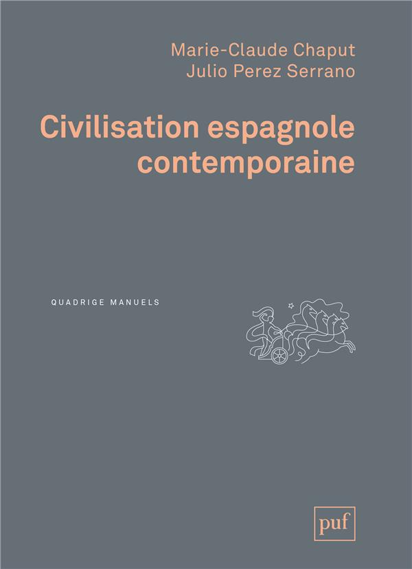 CIVILISATION ESPAGNOLE CONTEMP