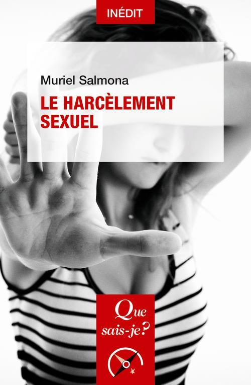LE HARCELEMENT SEXUEL SALMONA MURIEL QUE SAIS JE