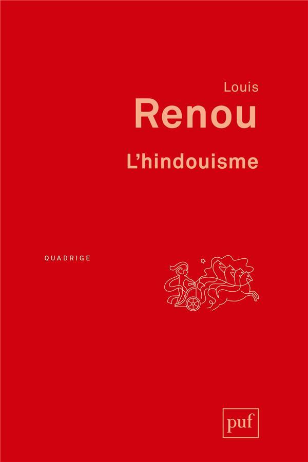 L-HINDOUISME RENOU LOUIS PUF