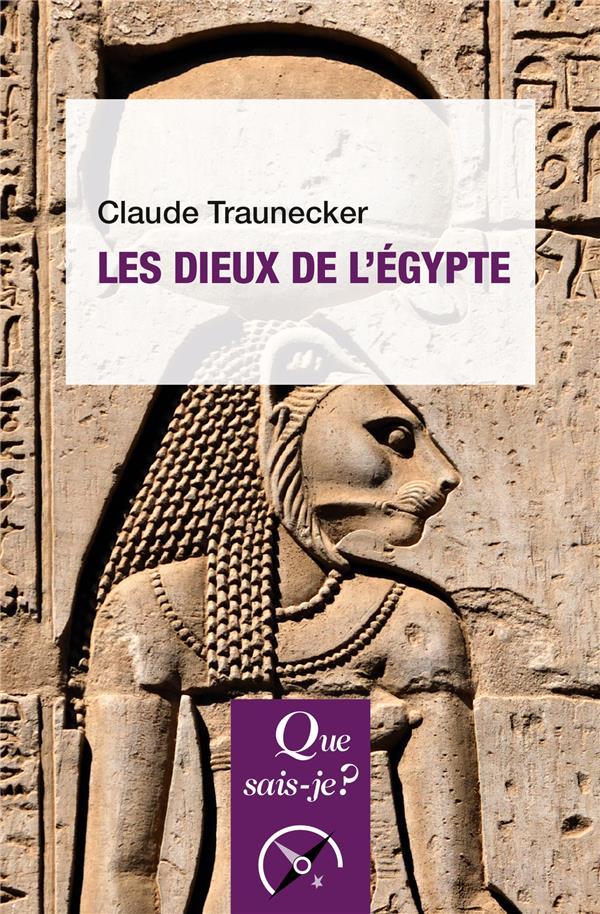 - LES DIEUX DE L'EGYPTE
