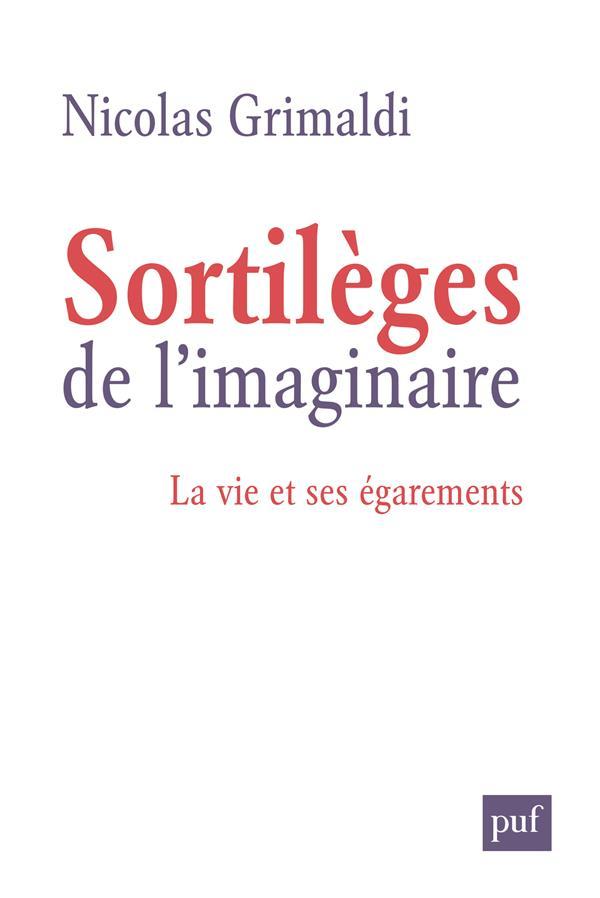 SORTILEGES DE L-IMAGINAIRE - L GRIMALDI NICOLAS PUF