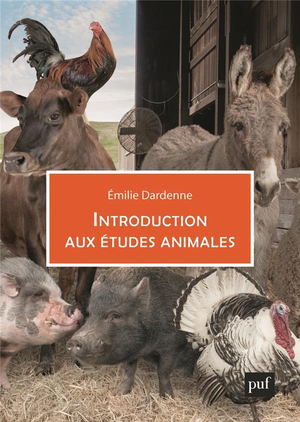 INTRODUCTION AUX ETUDES ANIMALES