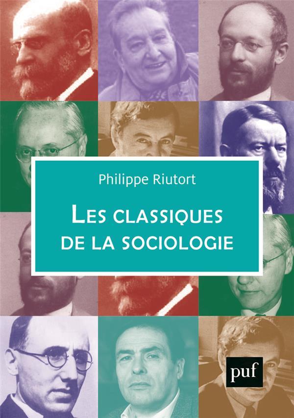 LES CLASSIQUES DE LA SOCIOLOGIE