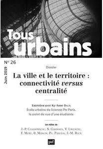 TOUS URBAINS N  26 (2019 2)