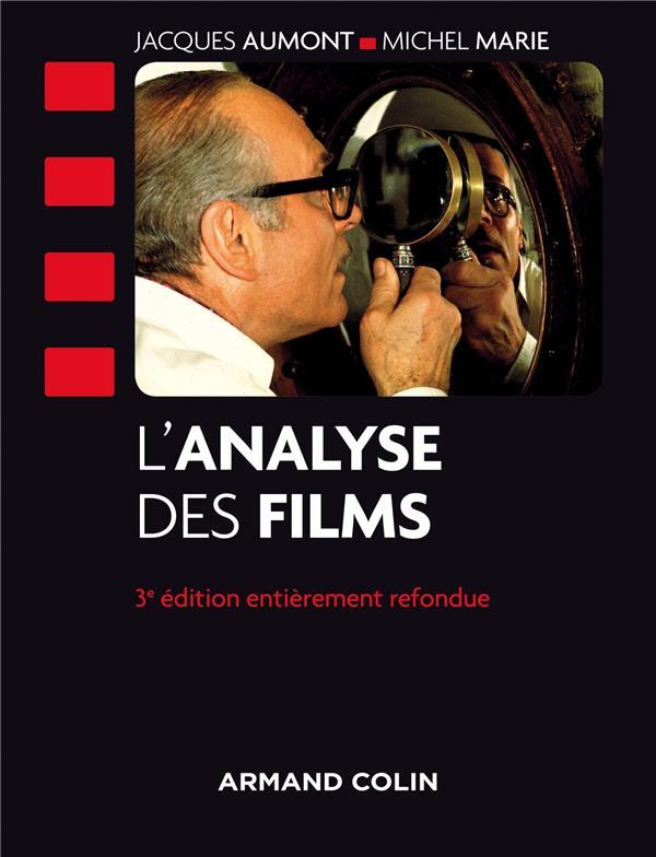 L'ANALYSE DES FILMS (3E EDITION)