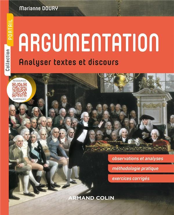 L'ARGUMENTATION  -  ANALYSER TEXTES ET DISCOURS