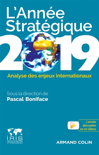 L'ANNEE STRATEGIQUE  -  ANALYSE DES ENJEUX INTERNATIONAUX (EDITION 2019)