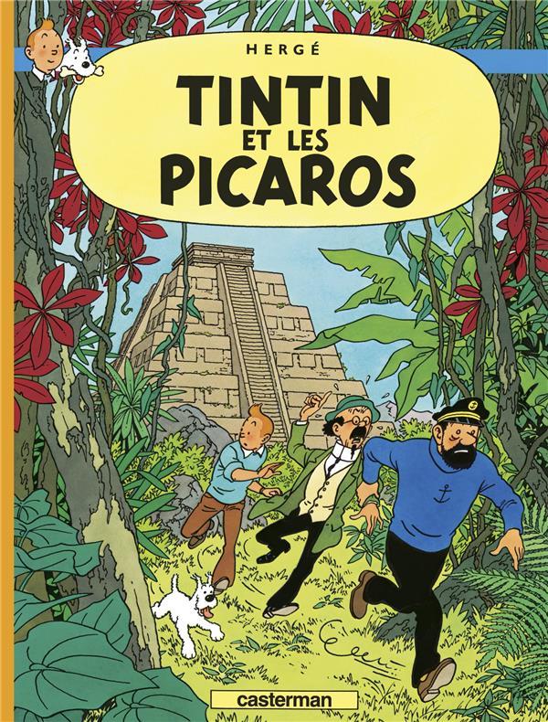 TINTIN ET LES PICAROS T23 HERGE/ CASTERMAN