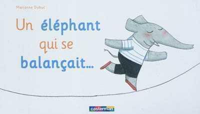 QUEUE LEU LEU T35 UN ELEPHANT QUI SE BALANCAIT