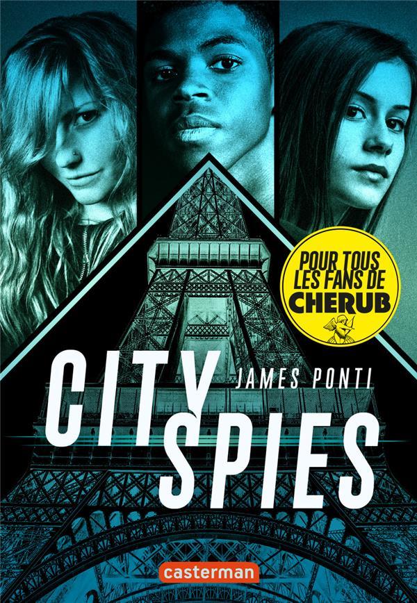 CITY SPIES - T01 - CITY SPIES JAMES PONTI CASTERMAN